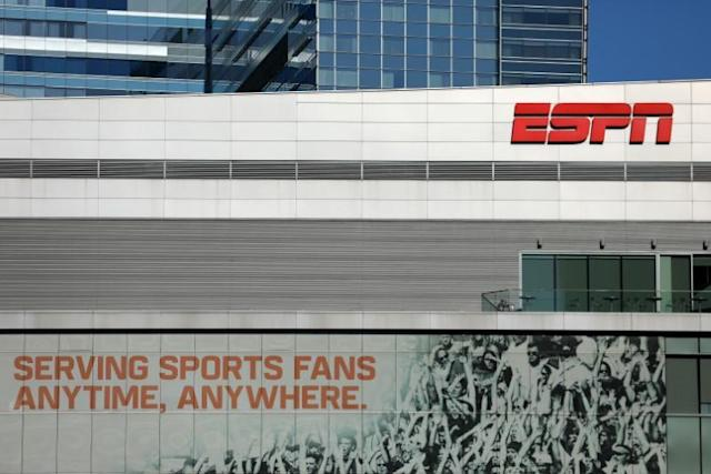 ESPN building in Los Angeles (Reuters)