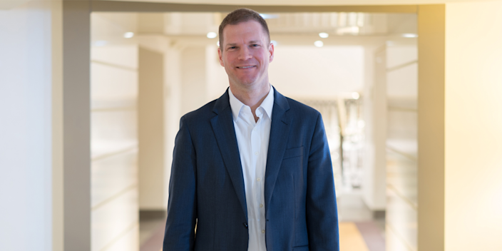 44) Christoph Schweizer, chairman, Central and Eastern Europe and Middle East, managing director and senior partner, Boston Consulting Group (BCG). Photo: Boston Consulting Group (BCG)