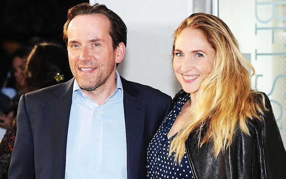 Ben Miller and his family ended up stranded in the Ourika Valley - getty
