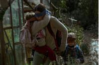 "<p>If only we could borrow Bullock's blindfold and unsee the 2018 horror film that sparked the ""<a href=""https://www.nytimes.com/2019/01/09/learning/the-bird-box-challenge.html"" rel=""nofollow noopener"" target=""_blank"" data-ylk=""slk:Bird Box challenge"" class=""link rapid-noclick-resp"">Bird Box challenge</a>"" and its subsequent injuries on social media. Bullock stars as Malorie, a mother of two young children. People are driven to suicide once they see this ""thing,"" so the only way to protect themselves is by covering their eyes. Fortunately, Bullock and her co-star Trevante Rhodes aren't the reason the movie is a huge letdown. For nearly two hours <em><a href=""https://www.oprahdaily.com/entertainment/tv-movies/a24175576/netflix-bird-box-sandra-bullock/"" rel=""nofollow noopener"" target=""_blank"" data-ylk=""slk:Bird Box"" class=""link rapid-noclick-resp"">Bird Box</a></em> builds up this terrifying ""thing,"" only to never <em>show</em> viewers what they're supposed to be afraid of, because, you know, everyone is blindfolded.<br></p><p><a class=""link rapid-noclick-resp"" href=""https://www.netflix.com/title/80196789"" rel=""nofollow noopener"" target=""_blank"" data-ylk=""slk:WATCH NOW"">WATCH NOW</a></p>"
