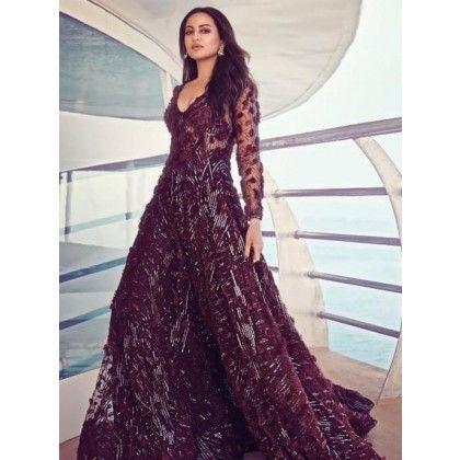 Image result for sonakshi sinha gowns