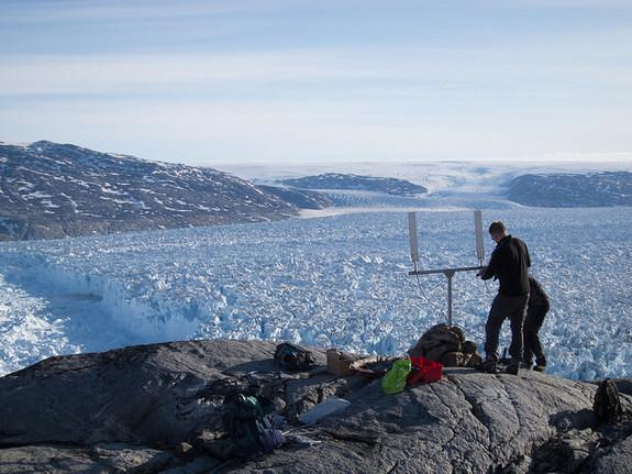 Icy Earthquakes: Warming Planet Shakes Up Glaciers