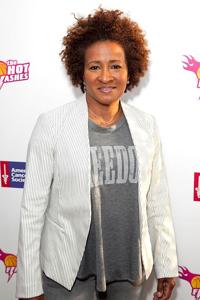 "<p class=""MsoNormal"">Funny lady Wanda Sykes – who came out in 2008 – made a bold statement on the ""Piers Morgan Tonight"" show when she said that ""it's harder to be gay than black. I'm not talking about the history of black people, of African Americans,"" she continued. ""I'm talking about at this point right now … I don't know of organizations and groups like Focus on the Family and such anti-gay organizations who are putting up so much money -- millions and millions of dollars -- into stopping me from, you know, being black or telling me I can't exercise my blackness. There's no equality. There's no equality for the LGBT community.""</p>"