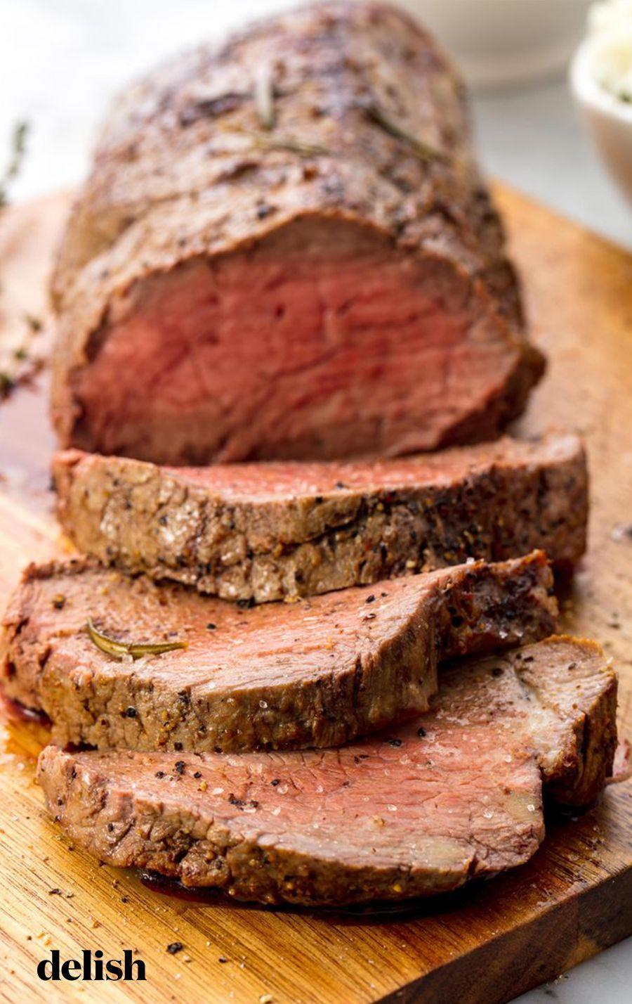 "<p>The buttery, delicious beef tenderloin of your dreams.</p><p>Get the recipe from <a href=""https://www.delish.com/cooking/recipe-ideas/recipes/a55651/best-beef-tenderloin-recipe/"" rel=""nofollow noopener"" target=""_blank"" data-ylk=""slk:Delish"" class=""link rapid-noclick-resp"">Delish</a>.</p>"