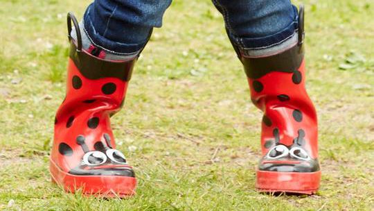 Best gifts and toys for 2-year-olds: Western Chief rain boots