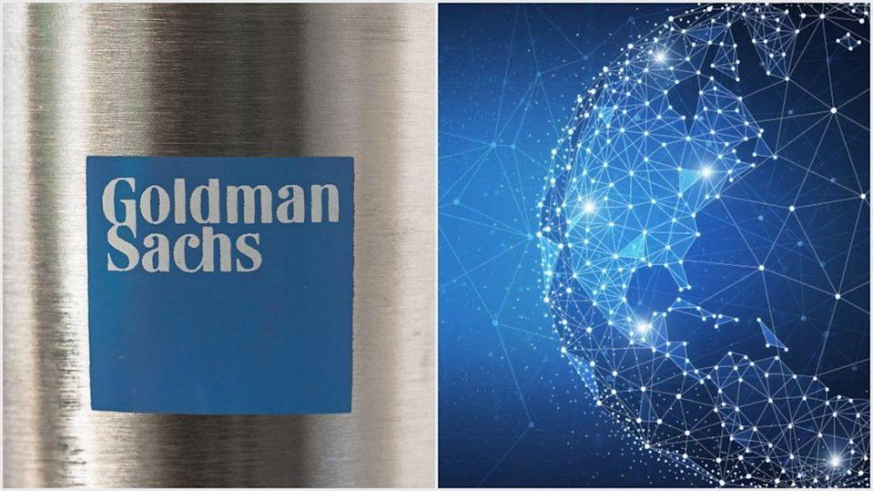 According to David Solomon, Goldman Sachs will be using the blockchain to lower its costs and improve access for clients.| Source: Shutterstock; Edited by CCN