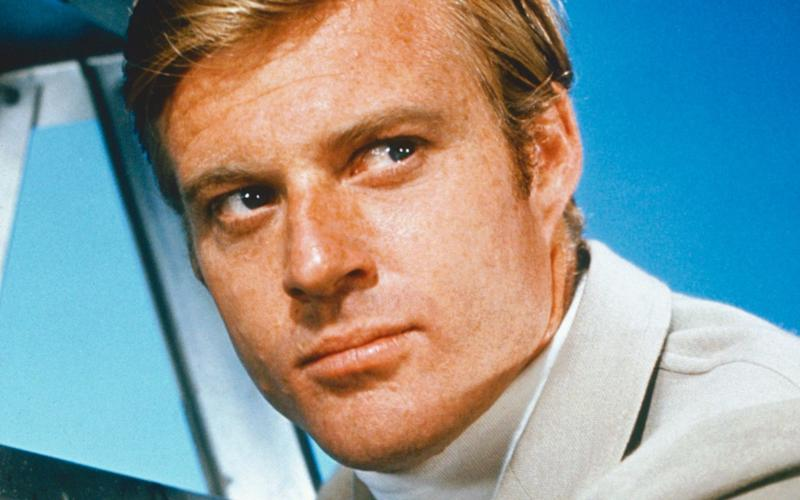 American film actor and director Robert Redford, circa 1960. (Photo by Silver Screen Collection/Hulton Archive/Getty Images) - Moviepix/Silver Screen