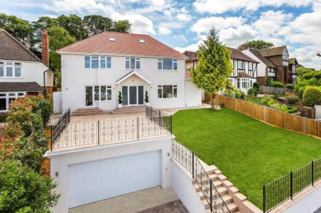 Guildford family home