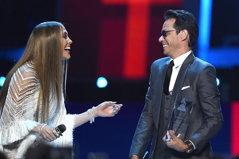 Marc Anthony is 'still in love' with his ex Jennifer Lopez, and is 'trying to get back together,' a source reveals in the new Us Weekly — get the details