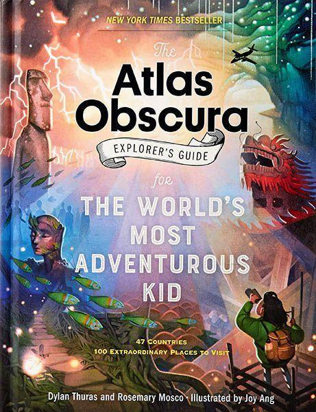 "<p><strong>Atlas Obscura</strong></p><p>amazon.com</p><p><strong>$11.99</strong></p><p><a href=""https://www.amazon.com/dp/1523503548?tag=syn-yahoo-20&ascsubtag=%5Bartid%7C10055.g.4745%5Bsrc%7Cyahoo-us"" rel=""nofollow noopener"" target=""_blank"" data-ylk=""slk:Shop Now"" class=""link rapid-noclick-resp"">Shop Now</a></p><p>Turn him into an armchair traveler with this guide to everything from mummies in Japan and France to Antarctica's ""Blood Falls."" By the end, he'll be a geography whiz. <em>Ages 8+</em></p>"