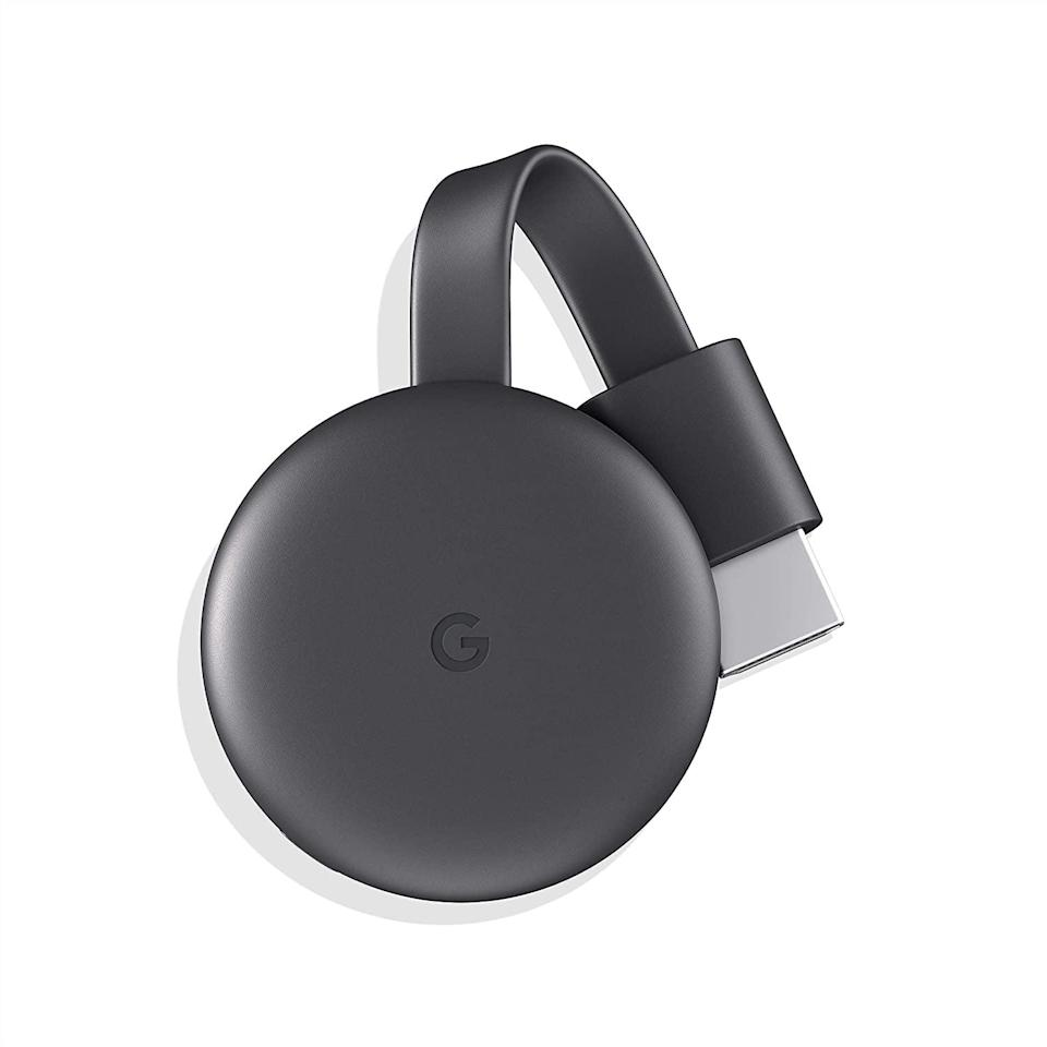 <p>She doesn't need cable in every room in the house if she has the <span>Google Chromecast</span> ($30).</p>