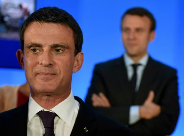 French ex-PM wants to join Macron's party