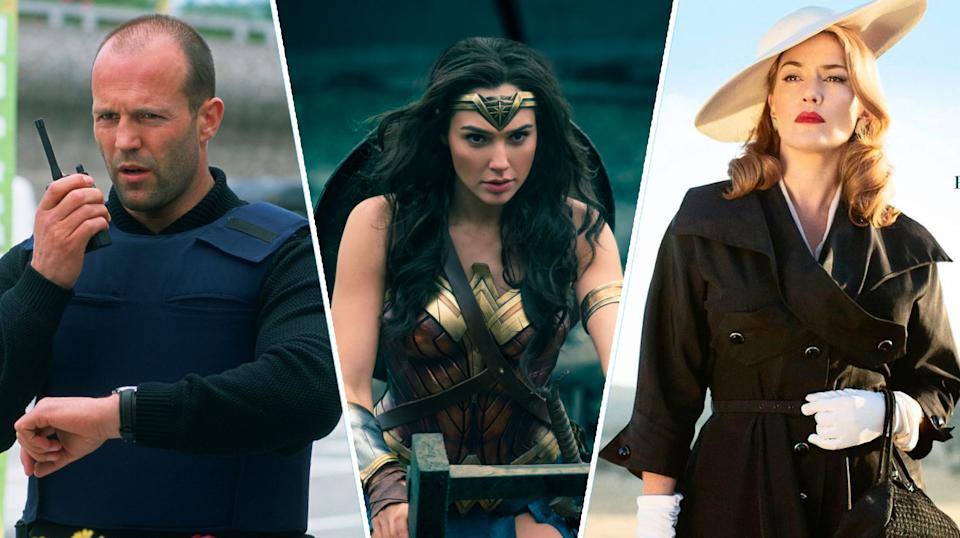 Chaos, Wonder Woman, The Dressmaker.
