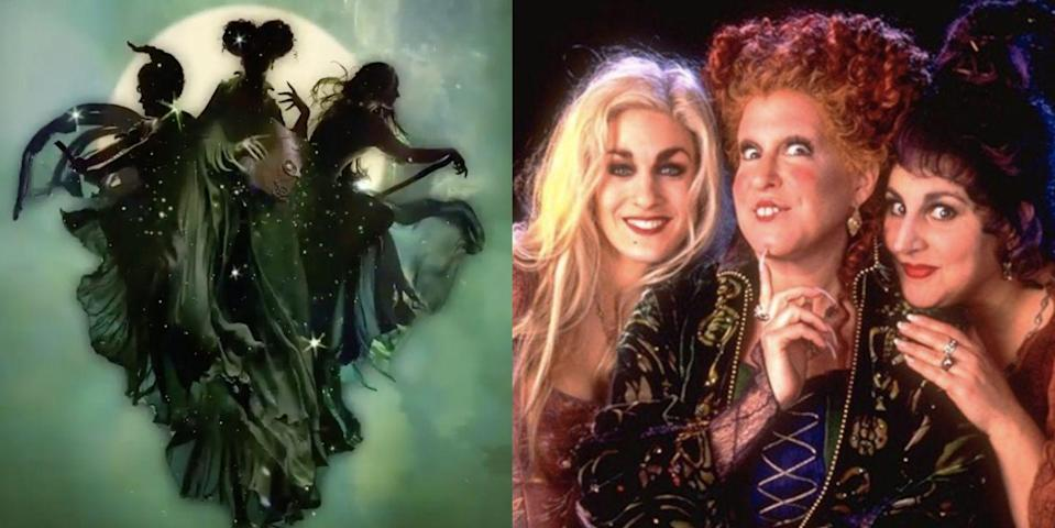 The 'Hocus Pocus' Cast Is Reuniting for a Special One-Night Only Virtual Halloween Event