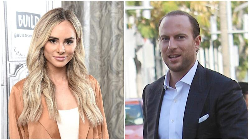 'Bachelor's Amanda Stanton Is Dating 'Rich Kids of Beverly Hills' Star Brendan Fitzpatrick