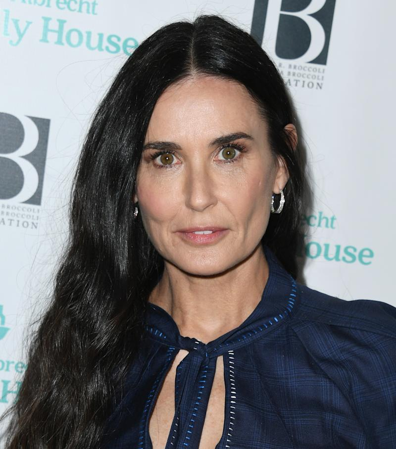 Demi Moore was a 'monster' during relapse