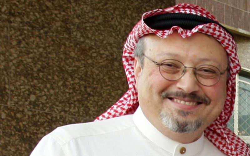 The world has reacted with scepticism to the official Saudi account of how Jamal Khashoggi was killed at its Istanbul consulate - AFP