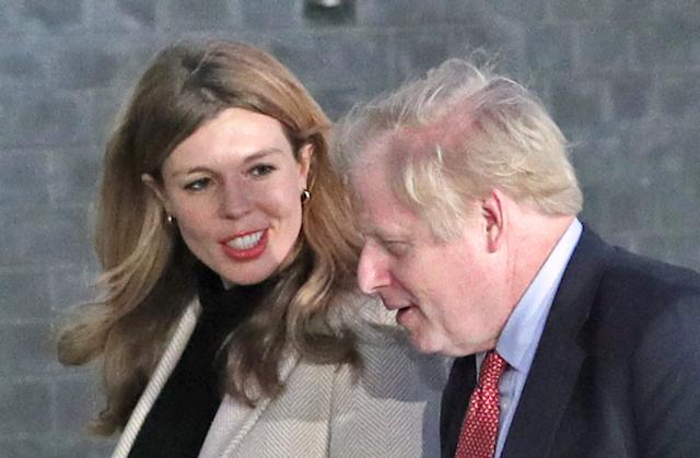 Prime Minister Boris Johnson and Carrie Symonds have travelled to the Caribbean on holiday. (PA Images)