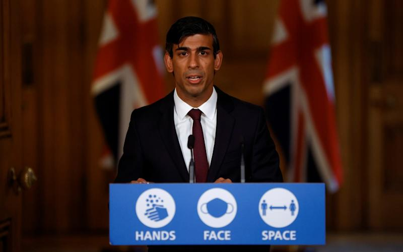 Chancellor Rishi Sunak set up the scheme - WPA Pool/Getty