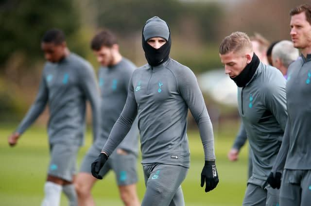 Premier League players can begin to return to training from Tuesday (Adam Davy/PA)
