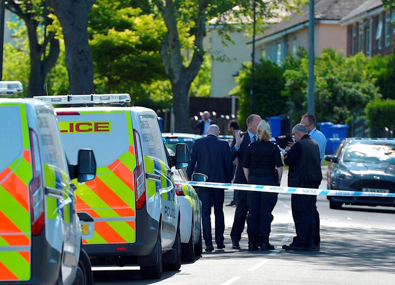 Police were called to Gregg House Road in Shiregreen on Friday morning