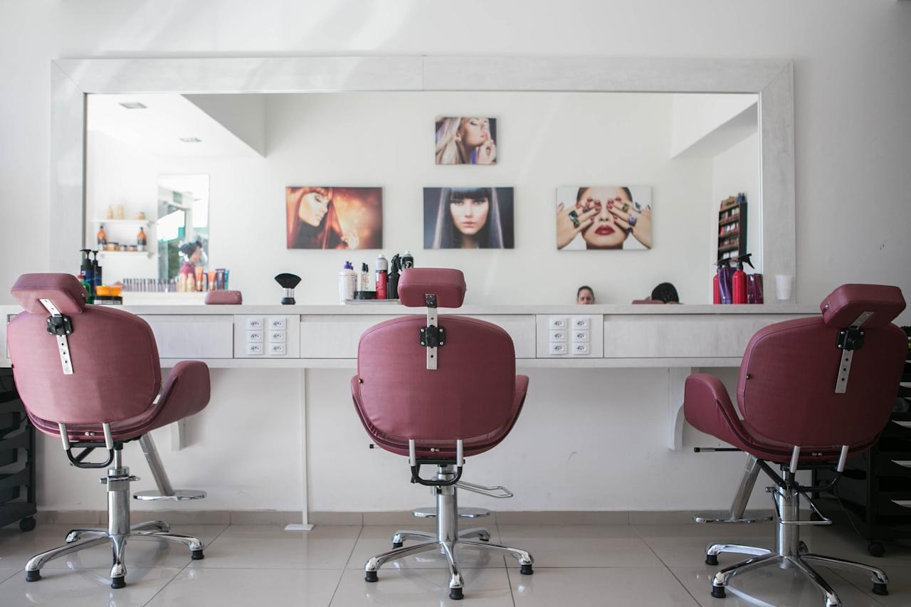"""<p>Your stylist suggests a major hair makeover, but you're not on board. A haircut is a collaboration between you and the stylist, which is why it should never be totally left up to the person who holds the scissors. Here are some common scenarios - and how to respond:</p> <ul> <li>If it's just a suggestion from a hairstylist who means well: """"I'll give it some thought, but for right now, I'm just looking to maintain my current hairstyle.""""</li> <li>If they want you to go short: """"I like short hair, but I prefer to keep my length.""""</li> <li>If they want you to get bangs: """"I like that idea, but I'd rather keep my hair as it is now, because it's easy for me to style on my own.""""</li> </ul> <p>Whatever the suggestion, say something that acknowledges their opinion, and then reinforces your own. It will show the hairstylist that you respect their opinion, but you're unwilling to change things up at this particular moment. </p> <p>Hopefully that's where it ends. If it doesn't, and your hairstylist is still pushing for a major hair makeover, you're going to have to be more assertive. Say something like, """"I value your opinion, but I don't think that particular style is right for me, so I'd like to just get a trim (or layers, or whatever you're asking for). </p> <p>At the end of the day, it's your money and your hair, so don't be afraid to vocalize your opinion. If you never had any opinion about your appearance, you'd be a mannequin.</p>"""