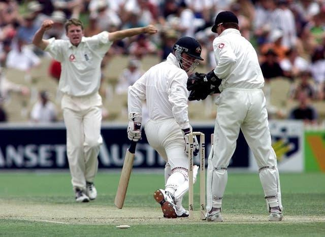 Australia's Stuart MacGill played 44 Tests for his country