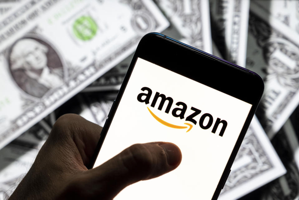 Concerns have been raised that Amazon may still not pay enough tax despite G7's global taxation scheme for top tech companies. Photo: Budrul Chukrut/SOPA Images/LightRocket via Getty Images