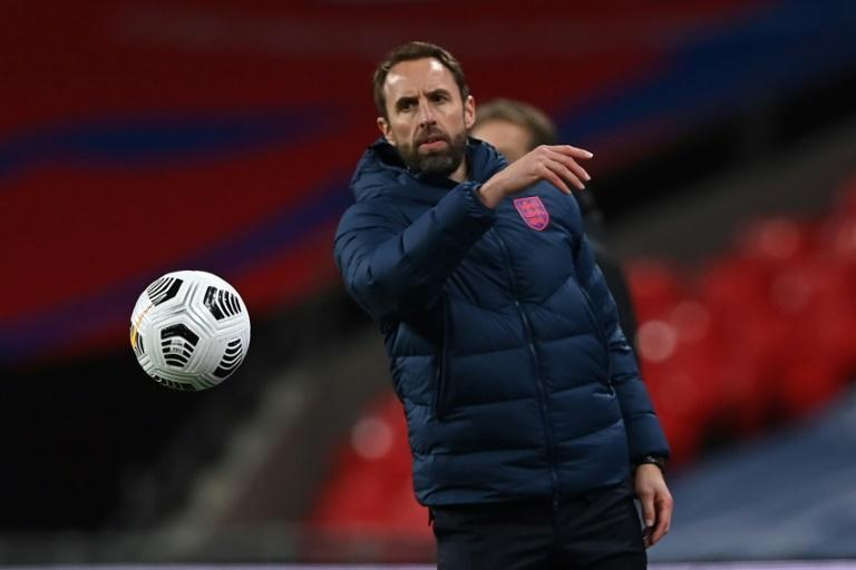 Ball in his court: England manager Gareth Southgate has a number of big calls to make before selecting his squad for Euro 2020