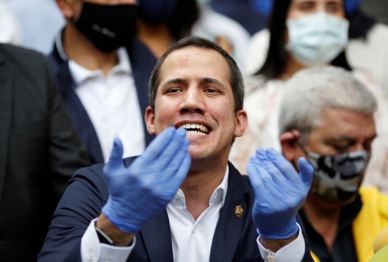 Britain recognises Guaido as Venezuela president - English High Court