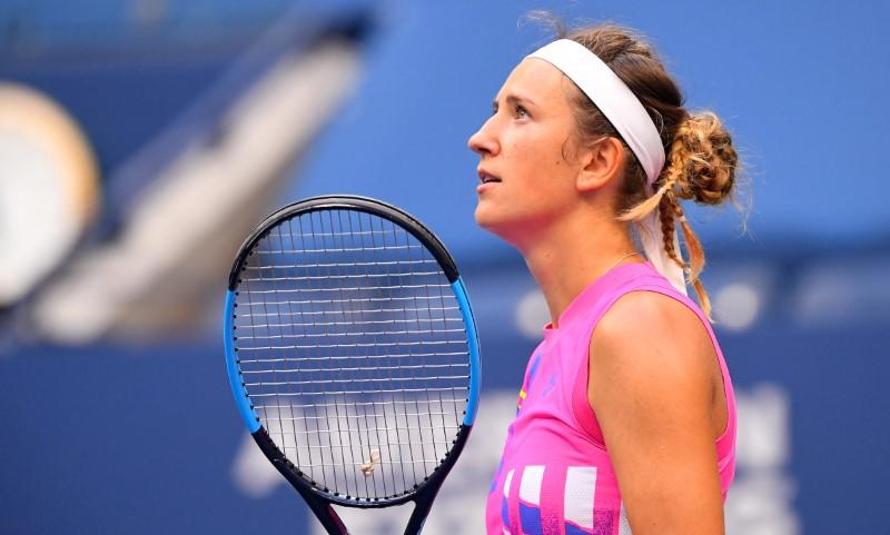 Capping career comeback, Azarenka not disappointed as U.S. Open runner-up