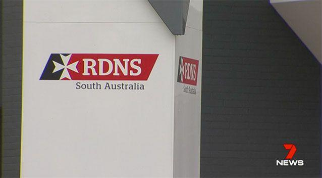 A RDNS staffer refused Ms Broadway's request. Source: 7 News
