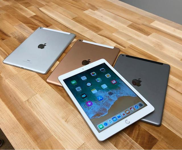 Apple's new iPad looks the same as last year's model, but packs a lot more power.