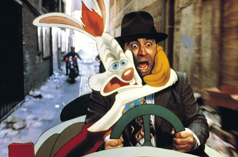 bob hoskinss toon talents why the roger rabbit star is still our most animated actor - Who Framed Roger Rabbit Full Movie