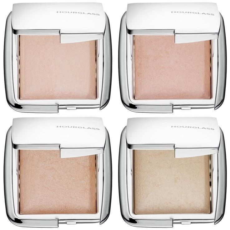 """<p>Available in four shades, these sheer powders give you that lit-from-within glow. Apply it using the <a href=""""http://www.sephora.com/strobe-lighting-tool-P404708?skuId=1792662"""" rel=""""nofollow noopener"""" target=""""_blank"""" data-ylk=""""slk:Hourglass Ambient Strobe Light Sculptor"""" class=""""link rapid-noclick-resp"""">Hourglass Ambient Strobe Light Sculptor</a> ($22), an angled sponge that allows you to apply to the high points of your face (those cheekbones!) and blend with ease. <a href=""""http://www.sephora.com/ambient-strobe-lighting-powder-P404706"""" rel=""""nofollow noopener"""" target=""""_blank"""" data-ylk=""""slk:Hourglass Ambient Strobe Lighting Powder"""" class=""""link rapid-noclick-resp"""">Hourglass Ambient Strobe Lighting Powder</a> ($38)</p>"""