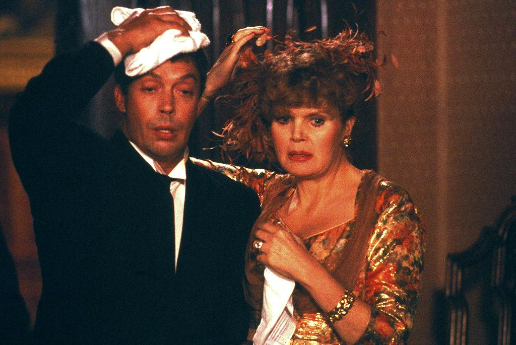 Clue,  Tim Curry,  Eileen BrennanFilm and Television