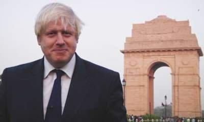 Boris Johnson Seeks To Boost Trade With India
