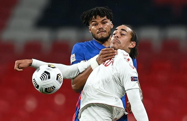 Mings won his fourth cap against Denmark on Wednesday