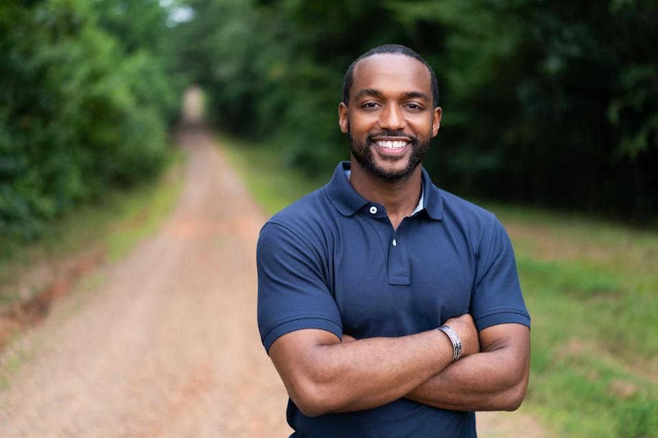 Adrian Perkins is the Democratic mayor of Shreveport, Louisiana, and is running for the U.S. Senate this year. (Photo: Adrian Perkins Senate campaign)