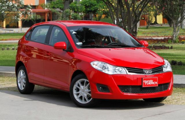 Red Chery Fulwin