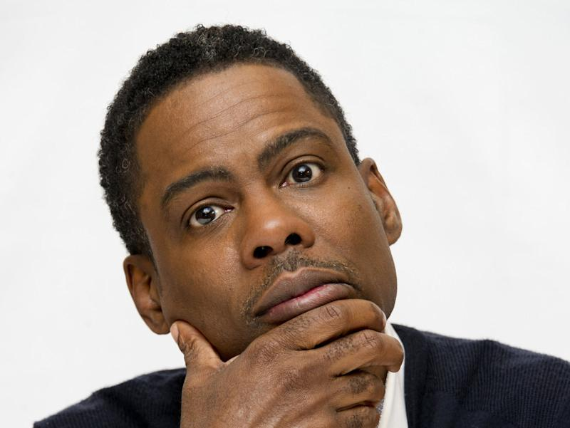 Chris Rock reveals he suffers from nonverbal learning disorder ( )