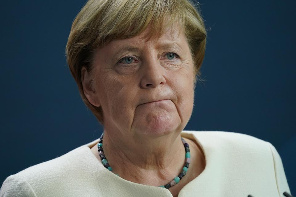 Kanzlerin Angela Merkel. (Bild: Sean Gallup/Getty Images)