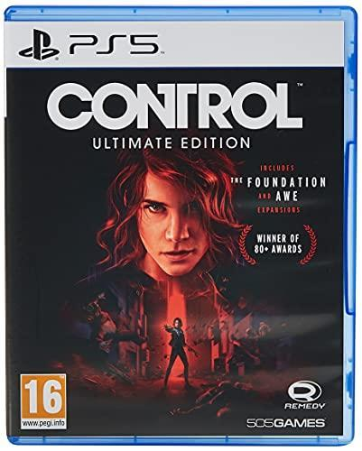 Control: Ultimate Edition for PS5