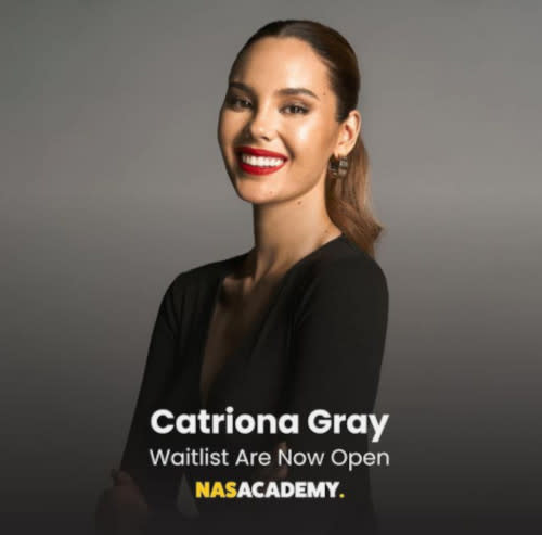 Catriona will guide you through on how to empower yourself