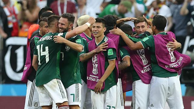 Former United States head coach Bruce Arena was surprised by how Mexico approached their World Cup opener against Germany.