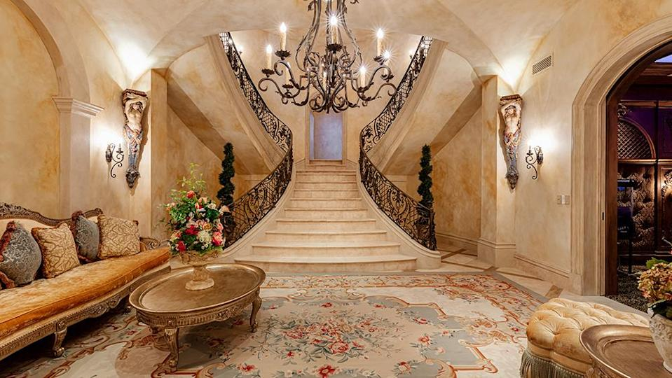 The entryway - Credit: Photo: Wayne Ford