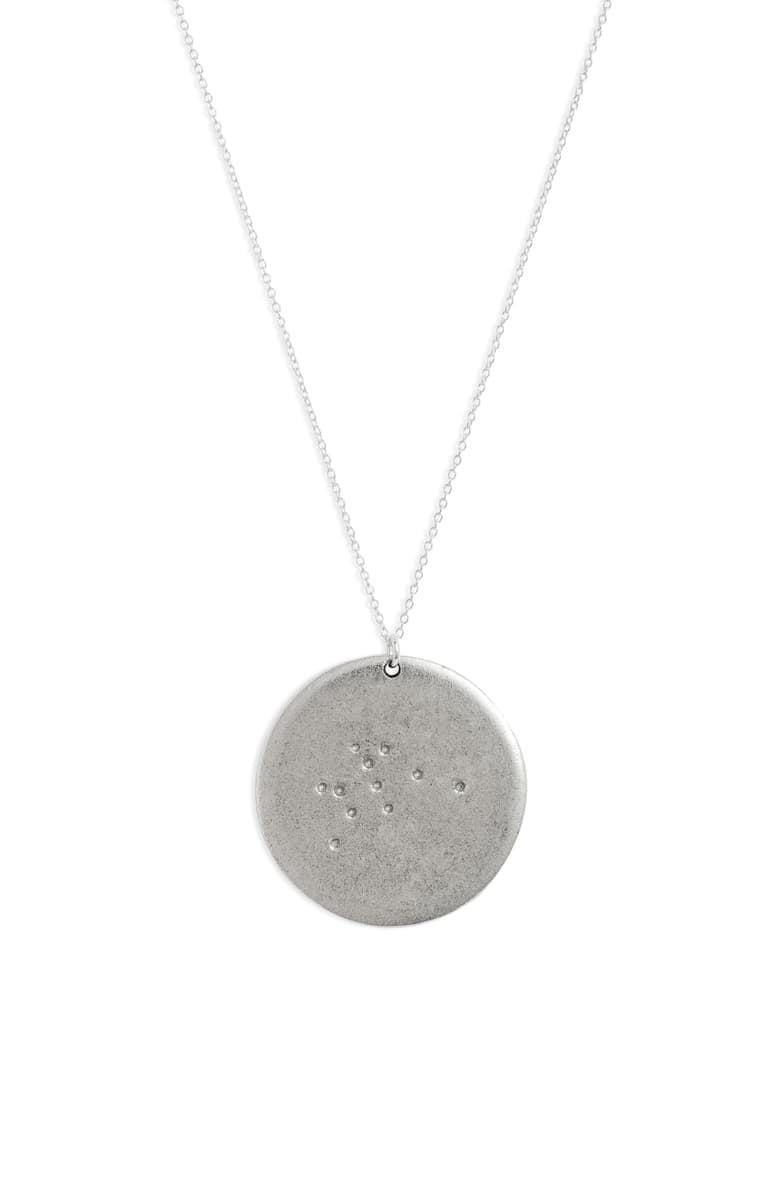 <p>This <span>Set & Stones Constellation Pendant Necklace</span> ($84) is a simple staple.</p>