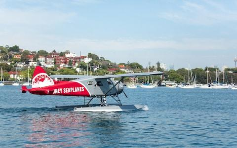 The Australian Transport Safety Bureau is investigating the crash and is due to present a final report early next year - Credit: Sydney Seaplanes/PA
