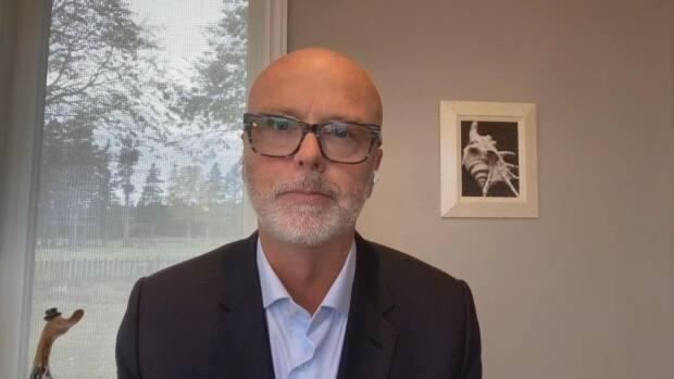 'So we are looking for doctors right now. It's going to take us a while to build up these medical homes,' says acting Health PEI CEO Dr. Michael Gardam. (Katerina Georgieva/CBC - image credit)