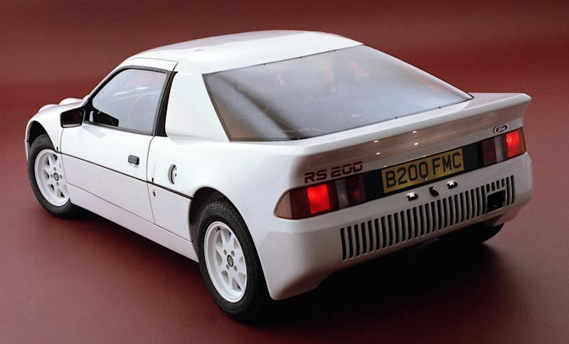 View photos.   & The Ford RS200 Is the Wildest Car to Wear a Ford Badge markmcfarlin.com